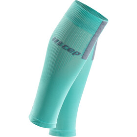 cep Calf Sleeves 3.0 - Collants Femme - gris/turquoise